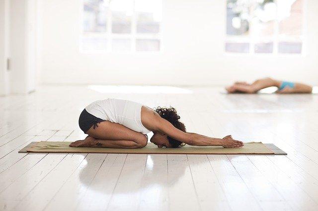Sober Mommies - I Found Myself on a Yoga Mat